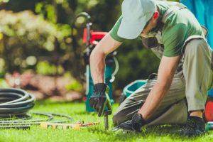 How to Adjust Rain Bird Sprinklers